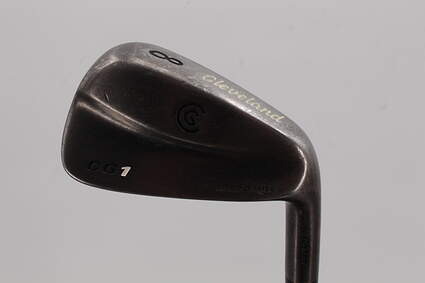 Cleveland CG1 Black Pearl Single Iron 8 Iron True Temper Dynalite Gold Steel Right Handed 36.5in