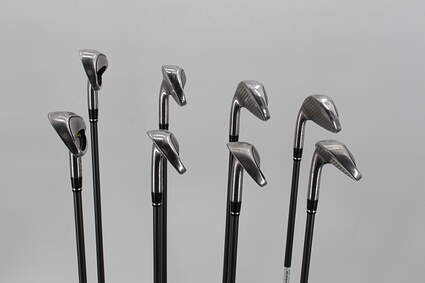 Nike Slingshot 4D Iron Set 5-GW Stock Graphite Shaft Graphite Regular Right Handed 37.5in