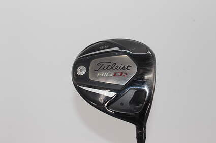Titleist 910 D2 Driver 9.5° Titleist Diamana 'Ilima 61 Graphite Stiff Right Handed 44.75in