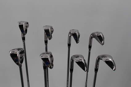 Nike Slingshot OSS Iron Set 4-PW GW Stock Steel Shaft Steel Regular Right Handed 38.75in