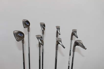 Ping i5 Iron Set 4-PW SW Stock Steel Shaft Steel Stiff Right Handed 38.0in