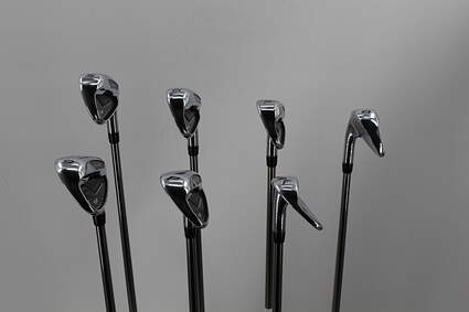 TaylorMade RSi 1 Iron Set 5-GW UST Mamiya Recoil 660 F3 Graphite Regular Right Handed 38.75in