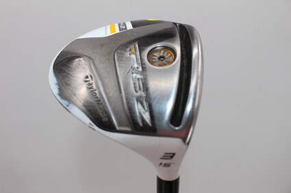 TaylorMade RocketBallz Stage 2 Womens Fairway Wood 3 Wood 3W 15° Stock Graphite Shaft Graphite Ladies Right Handed 42.5in