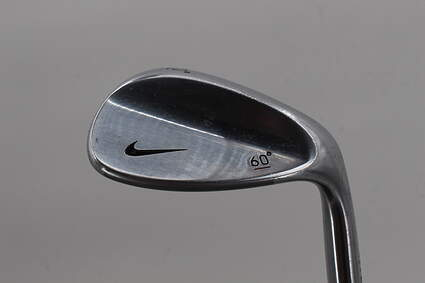 Nike Forged Wedge Lob LW 60° Stock Steel Shaft Steel Right Handed 34.5in