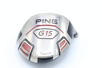 Ping G15 Driver 10.5° Ping TFC 149D Graphite Regular Right Handed 45.5in
