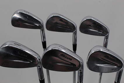 Mizuno MP 32 Iron Set 5-PW True Temper Dynamic Gold R300 Steel Regular Right Handed 38.25in