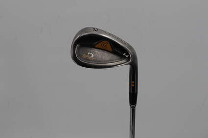 Cleveland CG14 Gunmetal Wedge Lob LW 58° Stock Steel Shaft Steel Wedge Flex Right Handed 35.75in