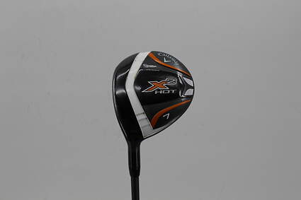 Callaway X2 Hot Fairway Wood 7 Wood 7W  