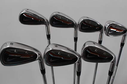 Nike Ignite Iron Set 4-PW Stock Steel Shaft Steel Uniflex Right Handed 37.75in