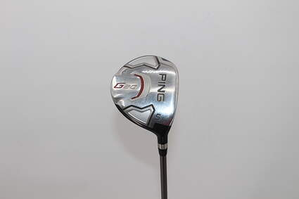 Ping G20 Fairway Wood 5 Wood 5W 18° Stock Graphite Shaft Graphite Regular Right Handed 42.0in