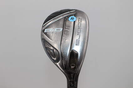 Cobra Bio Cell Silver Hybrid 4 Hybrid 22° Stock Graphite Shaft Graphite Regular Right Handed 39.5in