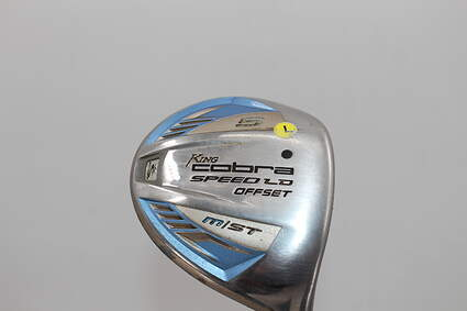 Cobra 2008 Speed LD M OS Fairway Wood 5 Wood 5W   Stock Graphite Shaft Graphite Ladies Right Handed 41.25in