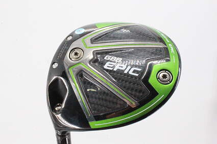 Callaway GBB Epic Driver 9° Stock Graphite Shaft Graphite X-Stiff Left Handed 45.0in