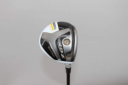 Tour Issue TaylorMade RocketBallz Stage 2 Tour Fairway Wood 3 Wood 3W 14.5° Stock Graphite Shaft Graphite Stiff Right Handed 43.5in