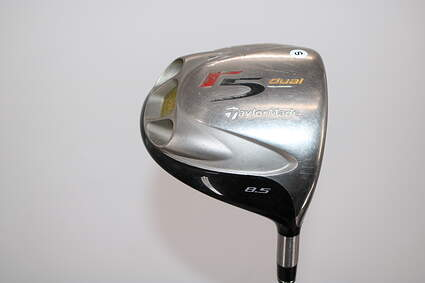 TaylorMade R5 Dual Driver 8.5° Stock Graphite Shaft Graphite Stiff Right Handed 45.0in