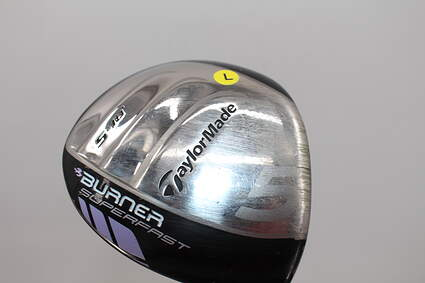 TaylorMade Burner Superfast Fairway Wood 5 Wood 5W 18° Stock Graphite Shaft Graphite Ladies Right Handed 42.0in