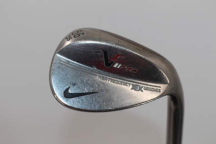 Nike Victory Red Pro Forged DS Wedge 56° Stock Steel Shaft Steel Stiff Right Handed 35.25in
