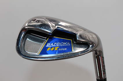 Tour Edge Bazooka HT Max Wedge Pitching Wedge PW 46° Stock Graphite Shaft Graphite Ladies Right Handed 35.0in
