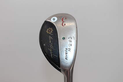 Ben Hogan Edge CFT Titanium Hybrid 3 Hybrid 21° Fujikura Banzai 65 Graphite Stiff Right Handed 40.25in