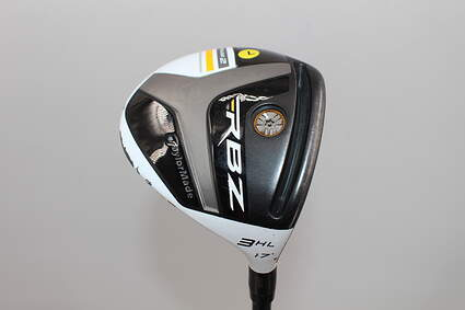 TaylorMade RocketBallz Stage 2 Womens Fairway Wood 3 Wood HL 17° Stock Graphite Shaft Graphite Ladies Right Handed 42.5in