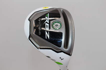 TaylorMade RocketBallz Hybrid 4 Hybrid 22° Stock Graphite Shaft Graphite Ladies Right Handed 39.75in