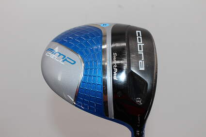 Cobra AMP Cell Blue Driver 8.5° AMP Cell Fujikura Fuel Graphite Regular Right Handed 46.0in