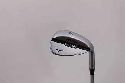 Mizuno MP-T4 White Satin Wedge Lob LW 60° 5 Deg Bounce Steel Wedge Flex Right Handed 35.5in