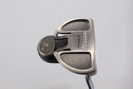 Odyssey White Ice 2-Ball Putter Putter Steel Right Handed 33.0in