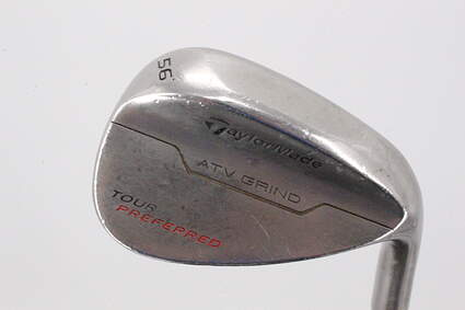 TaylorMade 2014 Tour Preferred ATV Grind Wedge Sand SW 56° ATV Stock Steel Shaft Steel Wedge Flex Right Handed 36.0in