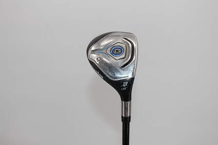 TaylorMade Jetspeed Hybrid 3 Hybrid 19° Stock Graphite Shaft Graphite Stiff Right Handed 41.5in