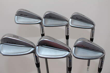 Ping iBlade Iron Set 5-PW Stock Graphite Shaft Graphite Regular Right Handed Blue Dot 39.0in