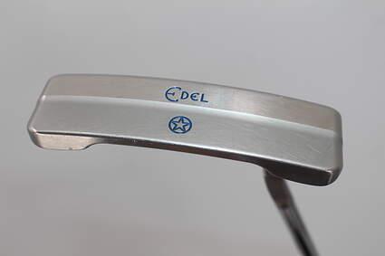 Edel E-1 Torque Balanced Platinum Putter Steel Right Handed 36.5in