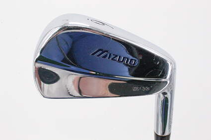 Mizuno MP 33 Single Iron 6 Iron True Temper Dynamic Gold S300 Steel Stiff Right Handed 35.25in