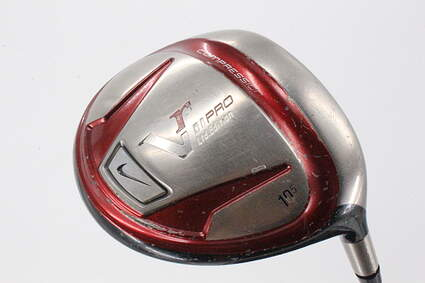 Nike Victory Red Pro Limited Driver 10.5° Nike Mitsubishi Diamana Ahina Graphite Stiff Right Handed 45.75in