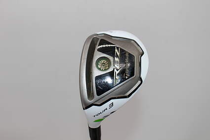 Tour Issue TaylorMade RocketBallz Tour Hybrid 3 Hybrid 18.5° Graphite Stiff Left Handed 41.0in