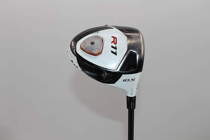 TaylorMade R11 Driver 10.5° Stock Graphite Shaft Graphite Stiff Right Handed 45.5in