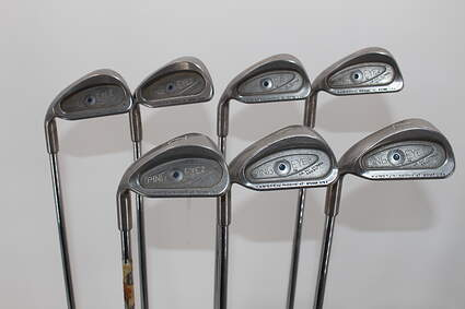 Ping Eye 2 Iron Set 3-9 Iron Steel Stiff Left Handed 38.0in