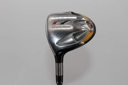 TaylorMade R7 Titanium Fairway Wood 7 Wood 7W 21° Stock Graphite Shaft Graphite Regular Left Handed 42.0in