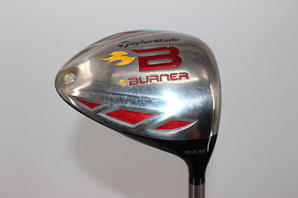 TaylorMade 2009 Burner Driver 10.5° Stock Graphite Shaft Graphite Regular Right Handed 46.0in