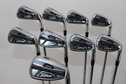 Titleist 712 AP2 Iron Set 3-PW GW FST KBS Tour Steel Stiff Right Handed 38.0in