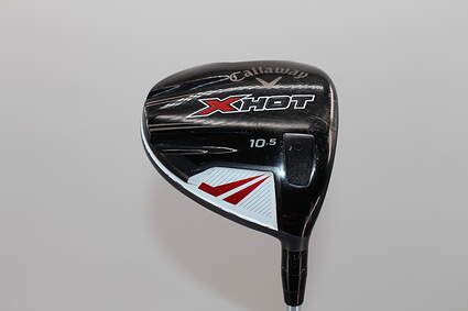 Callaway 2013 X Hot Driver 10.5° Stock Graphite Shaft Graphite Regular Right Handed 46.0in