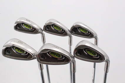 Ping Rapture Iron Set 5-PW Stock Steel Shaft Steel Regular Right Handed Red dot 38.0in