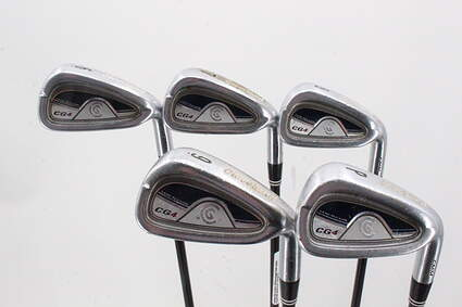 Cleveland CG4 Iron Set 6-PW Stock Graphite Shaft Graphite Regular Right Handed 37.5in