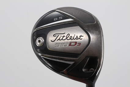 Titleist 910 D3 Driver 8.5° Titleist Diamana 'Ilima 61 Graphite Stiff Right Handed 45.0in