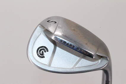 Cleveland Smart Sole Wedge Sand SW 3 Deg Bounce Cleveland Traction Wedge Steel Wedge Flex Right Handed 35.25in