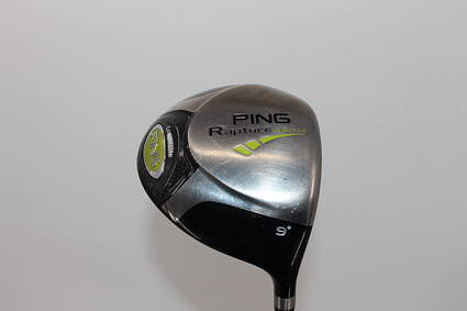 Ping Rapture Driver 9° Stock Graphite Shaft Graphite Stiff Right Handed 46.0in