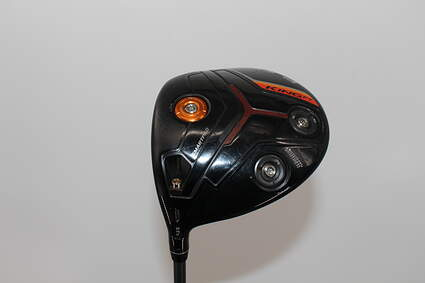 Cobra King F7 Driver 9.5° Stock Graphite Shaft Graphite X-Stiff Left Handed 44.75in