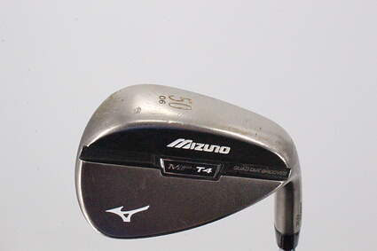 Mizuno MP-T4 White Satin Wedge Gap GW 50° 6 Deg Bounce Project X LZ Steel Regular Right Handed 35.75in