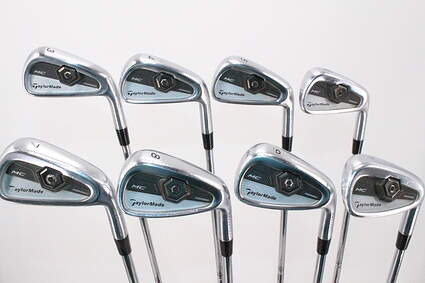 TaylorMade 2011 Tour Preferred MC Iron Set 3-PW True Temper Dynamic Gold S300 Steel Stiff Right Handed 38.0in