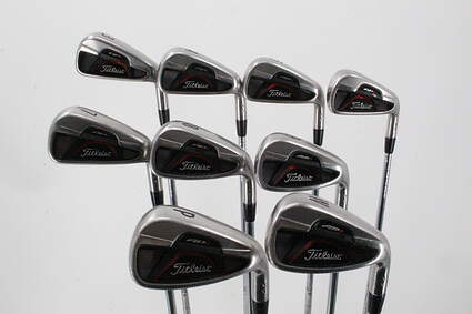 Titleist 712 AP1 Iron Set 3-PW GW Dynamic Gold XP S300 Steel Stiff Right Handed 38.0in